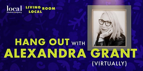 Living Room Local with Alexandra Grant tickets