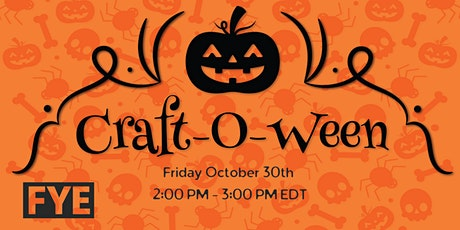 Craftoween - Pumpkin carving for beginners tickets