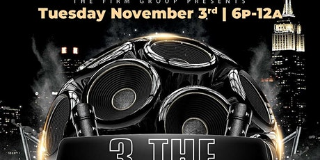 3 The Black Way-An All Black Event tickets