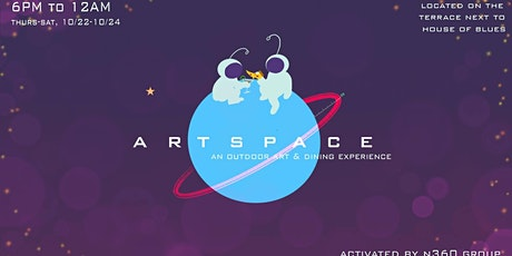 Postponed** ArtSpace - An Outdoor Art & Dining Experience tickets