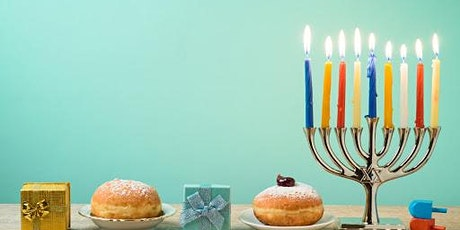 Chanukah Zoom Family Quiz, Bromley Shul -Saturday 12th December at 6pm tickets
