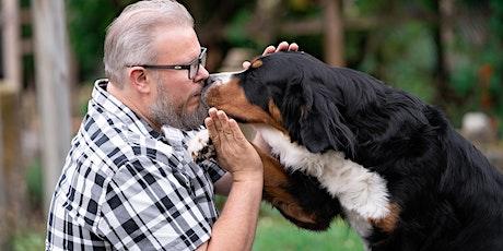 Erste Hilfe beim Hund und was Du daheim selbst tun kannst. tickets