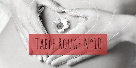 Table Rouge N°10 ✦ Santé Utérine Holistique tickets