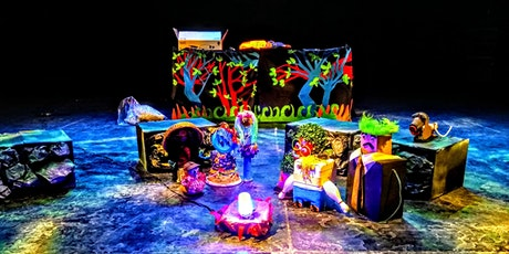 FIAEQ2020 Avatares Cia Teatral, Un Extraño En Mi Cuarto boletos