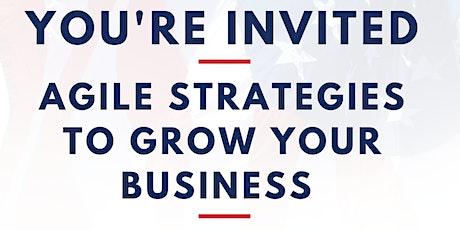 The Agile Advantage: Get the Fortune 100 Competitive Edge tickets