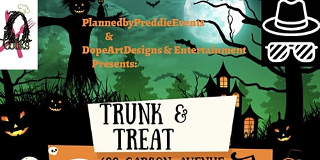 Halloween Trunk or Treat tickets