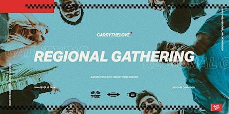 Carry The Love:  Philadelphia Regional Gathering