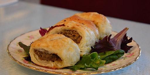 Great British Bake Along: Sausage Rolls Week