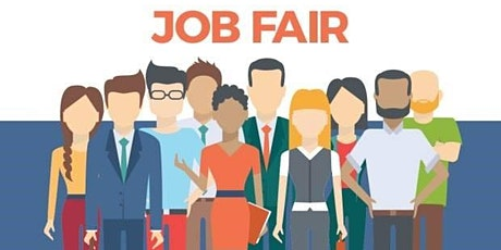 Outdoor Job Fair - Hudson County One-Stop & HCST tickets