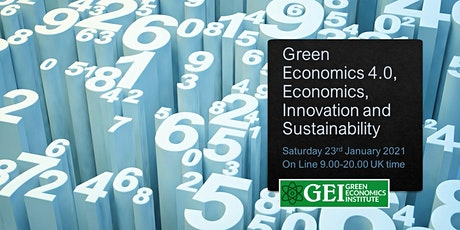 Green Economics 4.0 -Economics, Innovation and Sustainability tickets
