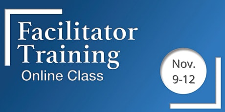 ONLINE ROUNDTABLE FACILITATOR TRAINING tickets