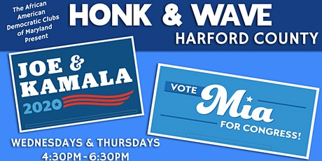 Honk and Wave- Harford County tickets