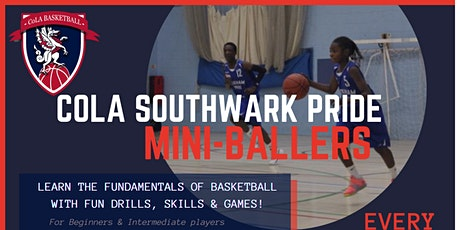 CoLA Basketball Mini-Ballers tickets