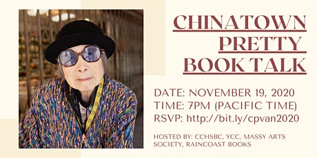 Chinatown Pretty Book Talk tickets