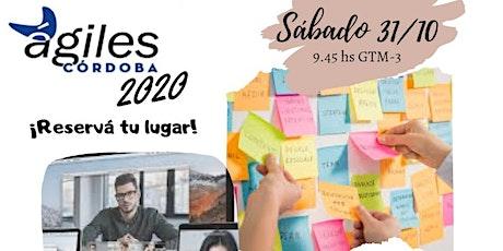 Ágiles Córdoba 2020 entradas