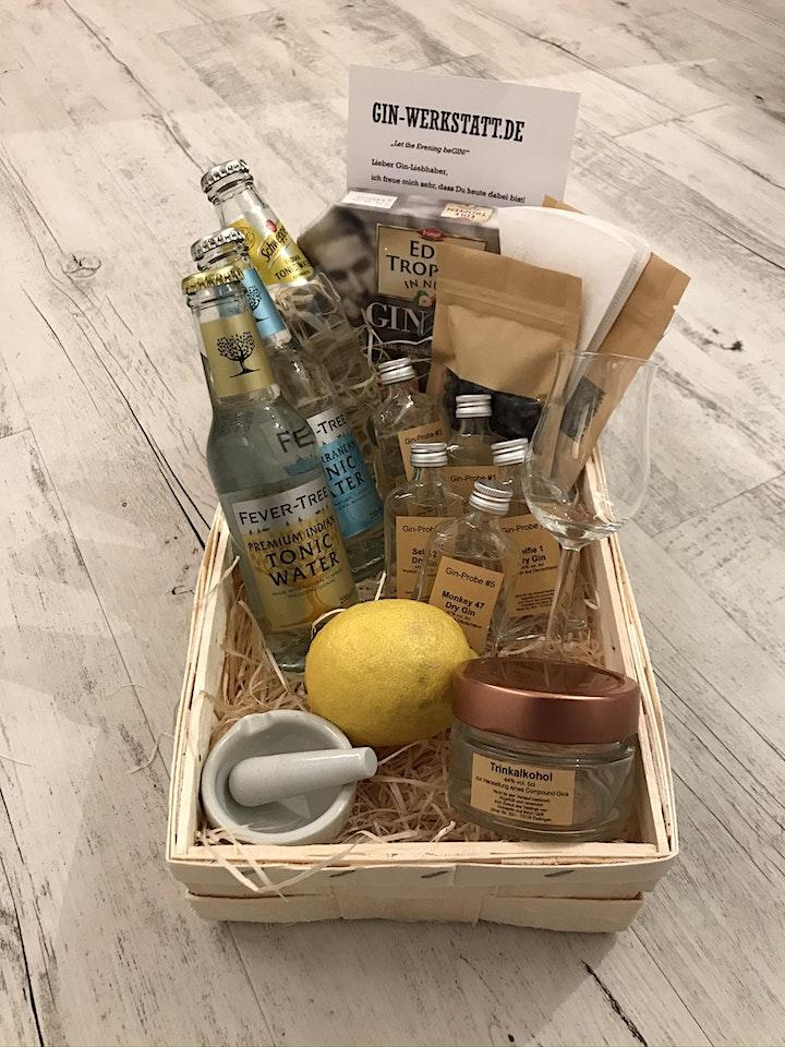 Online-Gin-Brennkurs mit Tasting: Bild