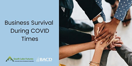Business Survival During COVID Times tickets