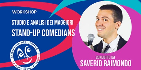 Studio e analisi Stand-Up Comedians biglietti