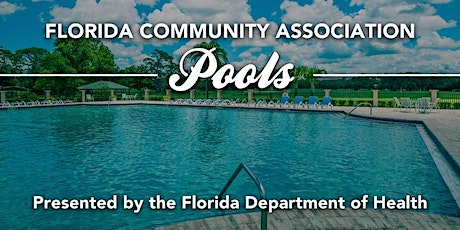 Monthly Meeting: Luncheon - Florida Community Association Pools tickets