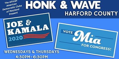 Honk and Wave- Harford County