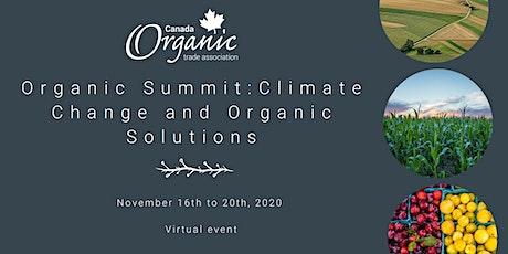Organic Summit tickets