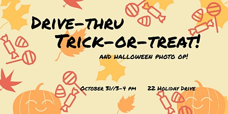 Drive-Thru  Trick-or-Treat tickets
