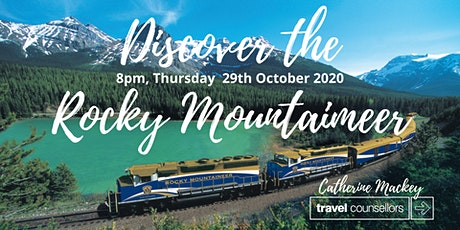 Discover the Rocky Mountaineer tickets