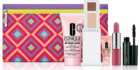 Anderson Town Center Clinique Gift with Purchase tickets