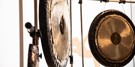 RELAXING GONG BATH with B&J  in Woking tickets