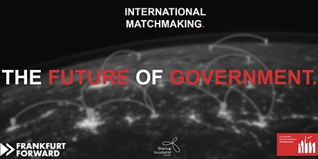 The Future of Government – A GovTech Event tickets