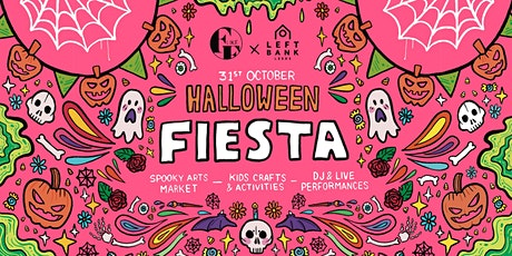 Halloween Fiesta at Left Bank tickets