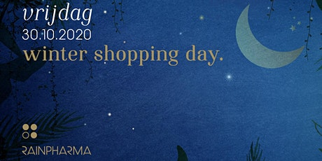 RainPharma Winter Shopping Day @prettynatural.be tickets