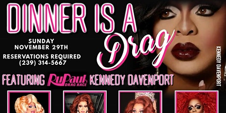 Ru Paul Contestant: Drag Me To Dinner Show tickets