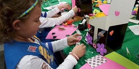Daisy Girl Scouts Think Like an Engineer 2 Day Journey Program (grades K-1) tickets