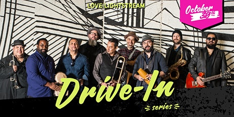 Drive-in Series: Grupo Fantasma w/ Money Chicha and El Dusty tickets