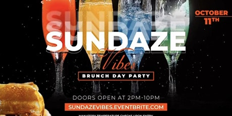 TDE- SUNDAZE - BRUNCH | HOOKAH| DAY PARTY -KATRA- SUNDAY FUNDAY tickets