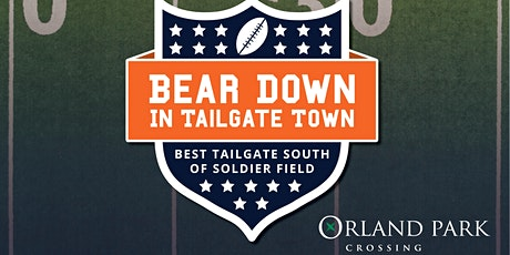 Bear Down in Tailgate Town: Bears vs. LA Rams Watch Party tickets