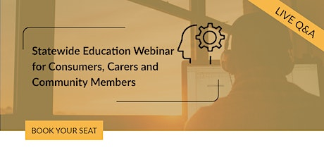 FREE Community Education Webinar: Grief and bereavement during holiday tickets