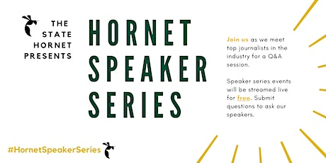 Hornet Speaker Series tickets