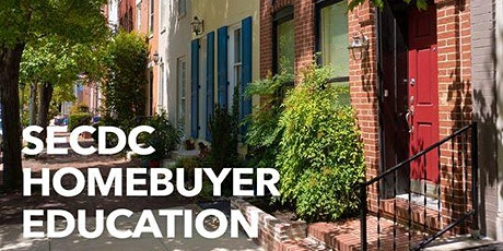 SECDC VIRTUAL HOME BUYER WORKSHOP-November 17th and 19th  , 5-8 PM tickets