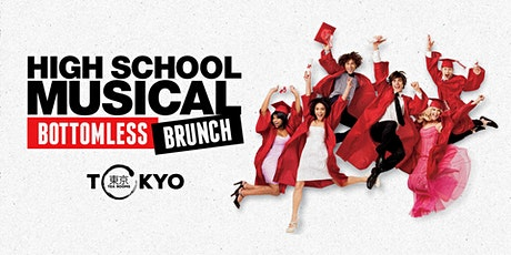 High School Musical Bottomless Brunch - Saturday tickets