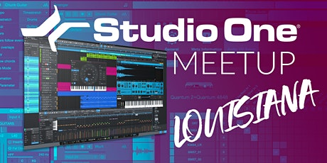Studio One E-Meetup - Louisiana tickets