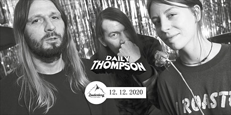 Daily Thomson |Grunge Rock Tickets