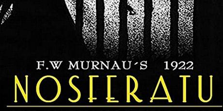 Nosferatu (Dracula) with Organ Improv tickets