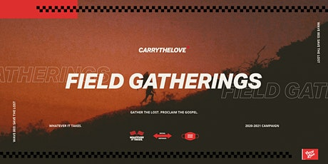 Carry The Love: Fresno - Field gathering