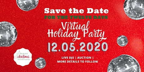 Twelve Days Virtual Holiday Party tickets