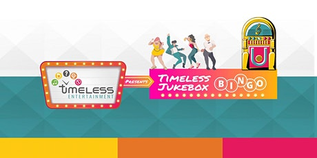 Jukebox Bingo with Timeless Entertainment tickets