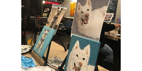WHIRED Canvas: Paint Your Pet tickets
