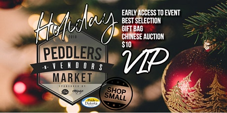 Holiday Peddlers + Vendors Market tickets