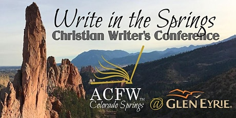 Write In The Springs - ACFW Colorado Springs Christian Writer's Conference tickets
